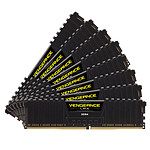 Corsair Vengeance LPX Series Low Profile 64 Go (8x 8 Go) DDR4 4133 MHz CL19 pas cher
