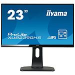 "iiyama 23"" LED - ProLite XUB2390HS-B1 pas cher"
