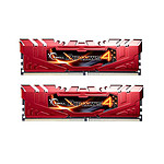 G.Skill RipJaws 4 Series Rouge 16 Go (2x 8 Go) DDR4 2400 MHz CL15 pas cher