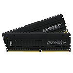 Ballistix Elite 8 Go (2 x 4 Go) DDR4 2666 MHz CL16 pas cher