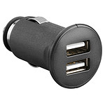 Goobay 2.100 mA Dual USB Car Charger pas cher