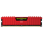Corsair Vengeance LPX Series Low Profile 8 Go DDR4 2666 MHz CL16 pas cher