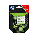 HP Combo Pack 950XL/951 XL - C2P43AE pas cher