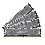 Ballistix Sport LT 16 Go (4 x 4 Go) DDR4 2400 MHz CL16 pas cher