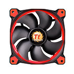 Thermaltake Riing 12 Rouge pas cher