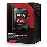 AMD A8-7670K (3.6 GHz) Black Low Noise Edition pas cher