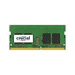 Crucial SO-DIMM DDR4 4 Go 2400 MHz CL17 SR X16 pas cher