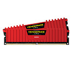 Corsair Vengeance LPX Series Low Profile 16 Go (2x 8 Go) DDR4 4000 MHz CL19 pas cher