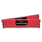 Corsair Vengeance Low Profile Series 16 Go (2 x 8 Go) DDR3 1600 MHz CL10 Rouge pas cher