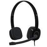 Logitech Stereo Headset H151 pas cher