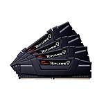 G.Skill RipJaws 5 Series Noir 32 Go (4x 8 Go) DDR4 3466 MHz CL16 pas cher