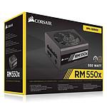 Corsair RM550x 80PLUS Gold pas cher