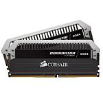 Corsair Dominator Platinum 32 Go (2x 16 Go) DDR4 2666 MHz CL15 pas cher