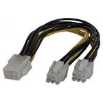 Doubleur d'alimentation PCI Express 6 pins pas cher