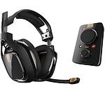 Astro A40 TR + MixAmp Pro TR (noir) pas cher
