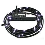 NZXT Lighting Kit 1 mètre Blanc pas cher