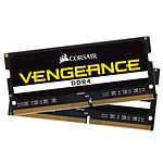 Corsair Vengeance SO-DIMM DDR4 16 Go (2 x 8 Go) 2400 MHz CL16 pas cher