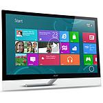 """Acer 23"""" LED Tactile - T232HLAbmjjz Touch pas cher"""