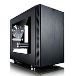 Fractal Design Define Nano S Window Noir pas cher