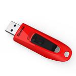 SanDisk Ultra Clé USB 3.0 32 Go Rouge pas cher