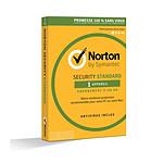 Norton Security Standard - Licence 1 an 1 poste pas cher