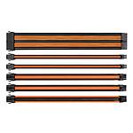 Thermaltake Combo Pack TtMod - Orange et Noir pas cher