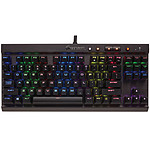 Corsair Gaming K65 LUX RGB (Cherry MX Red) pas cher