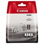 Canon PGI-5BK Twin Pack pas cher