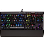 Corsair Gaming K65 RGB (Cherry MX Speed Silver) pas cher