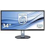 "Philips 34"" LED - BDM3470UP pas cher"