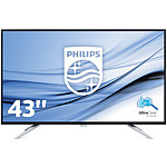 "Philips 43"" LED - BDM4350UC pas cher"