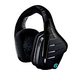 Logitech G933 Artemis Spectrum RGB Wireless 7.1 Surround Gaming Headset (Noir) pas cher