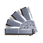 G.Skill Trident Z 32 Go (4x 8 Go) DDR4 3200 MHz CL16 pas cher