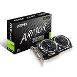 MSI GeForce GTX 1070 ARMOR 8G OC pas cher
