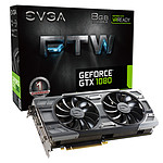 EVGA GeForce GTX 1080 FTW GAMING ACX 3.0 pas cher