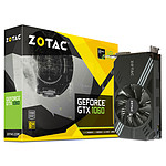 ZOTAC GeForce GTX 1060 Mini 6GB pas cher
