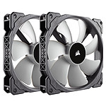 Corsair Air Series ML 140 Premium (par 2) pas cher
