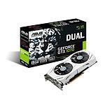 ASUS GeForce GTX 1070 DUAL-GTX1070-8G pas cher