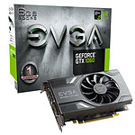 EVGA GeForce GTX 1060 pas cher