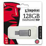 Kingston DataTraveler 50 128 Go pas cher