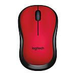 Logitech M220 Silent (Rouge) pas cher