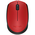 Logitech M171 Wireless Mouse (Rouge) pas cher