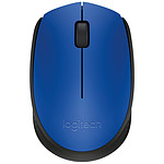 Logitech M171 Wireless Mouse (Bleu) pas cher