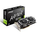 MSI GeForce GTX 1060 ARMOR 6G OCV1 pas cher