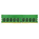 Synology 16 Go (1 x 16 Go) DDR4 ECC UDIMM 2133 MHz CL15 (D4EC-2400-16G) pas cher