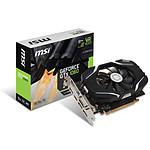 MSI GeForce GTX 1060 6G OC pas cher