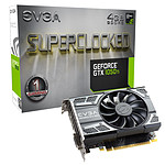 EVGA GeForce GTX 1050 Ti SC GAMING 4G pas cher