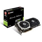 MSI GeForce GTX 1070 QUICK SILVER 8G OC pas cher