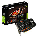 Gigabyte GeForce GTX 1050 OC 2G pas cher
