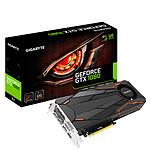 Gigabyte GeForce GTX 1080 Turbo OC 8G  - GV-N1080TTOC-8GD pas cher